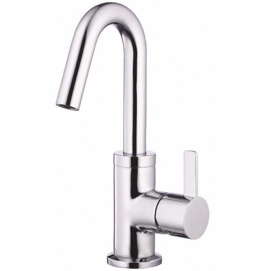 Danze amalfi single handle lavatory faucet chrome free shipping modern bathroom - Installing contemporary bathroom faucets ...