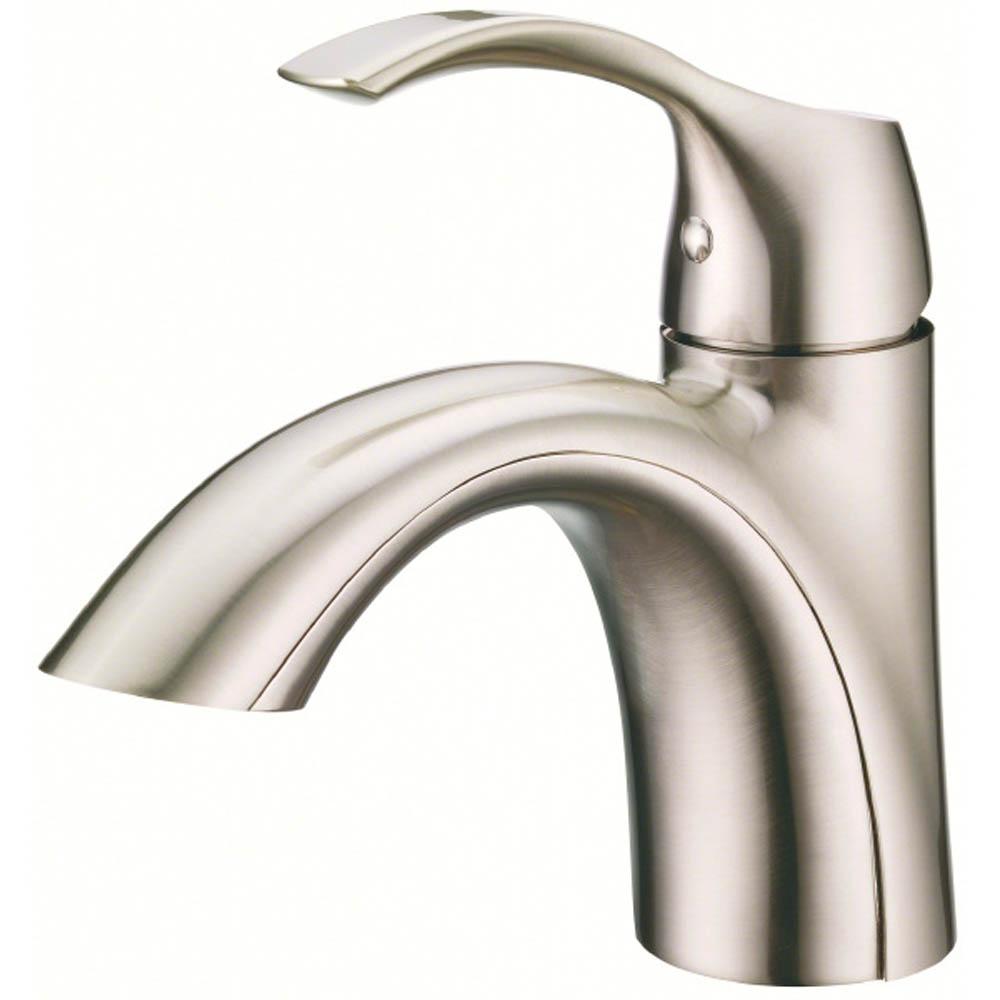 Danze Antioch 1H Lavatory Faucet Single Hole Mount w/ 50/50 Touch ...