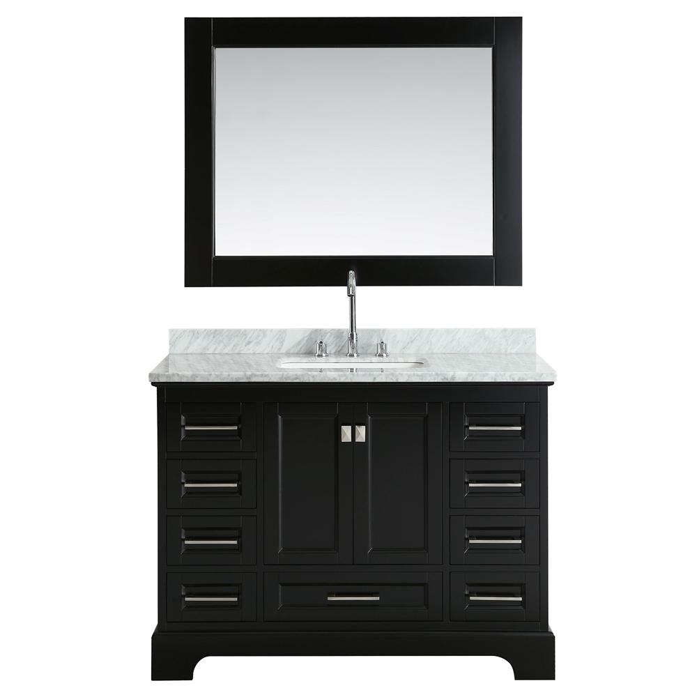 Design Element Omega 48 Single Sink
