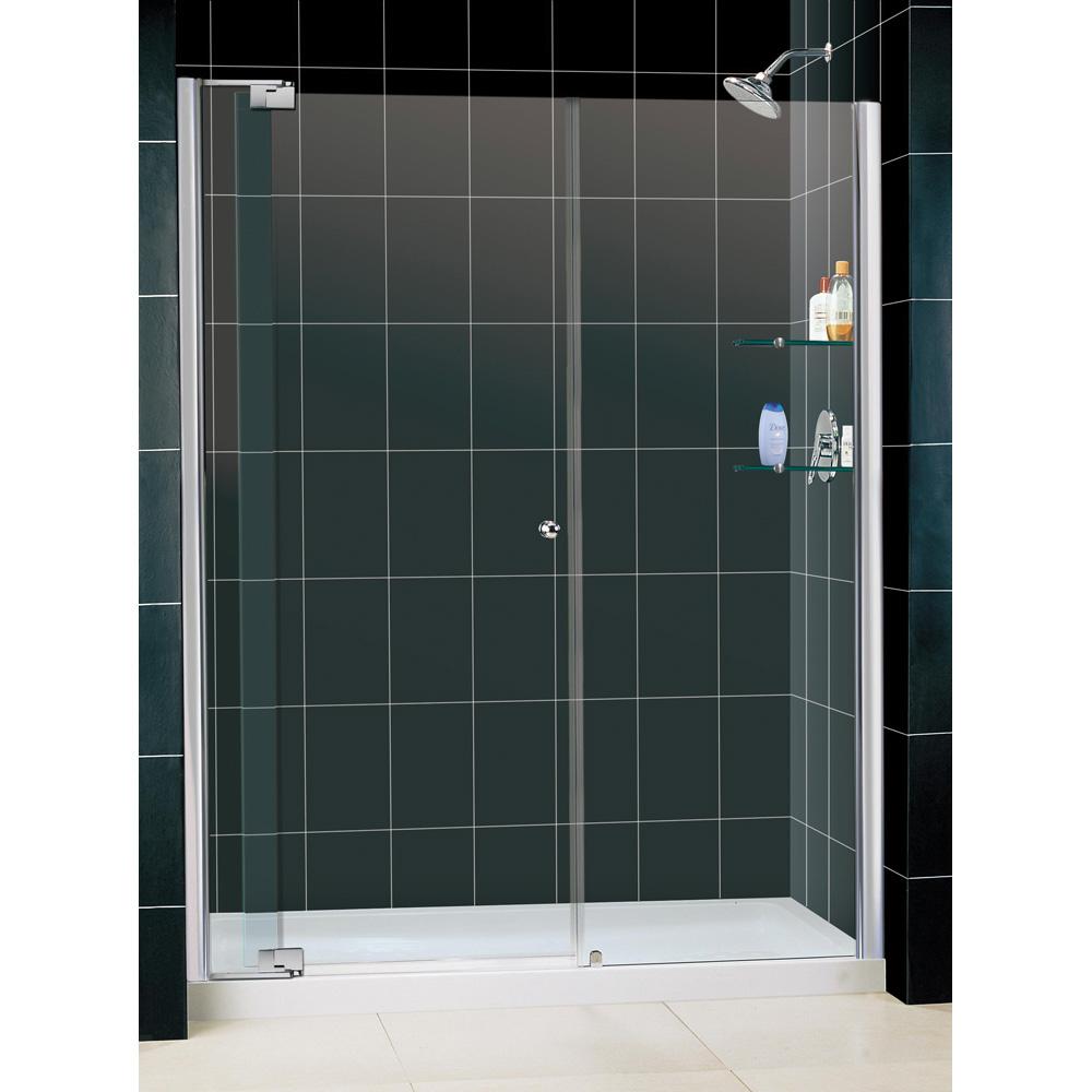 Bath Authority Dreamline Allure Frameless Pivot Shower