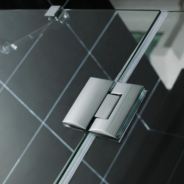 Bath Authority Dreamline Aqua Lux Clear Glass Tub Door