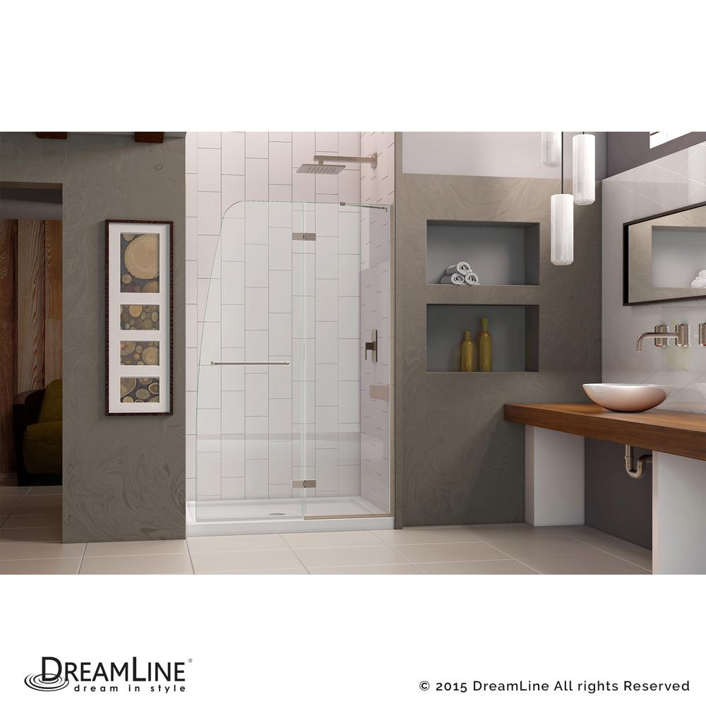 Bath Authority Dreamline Aqua Ultra Frameless Hinged