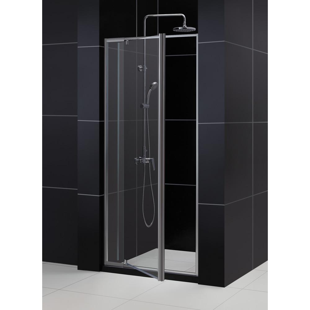 Dreamline Replacement Parts : Bath authority dreamline flex adjustable swing shower door