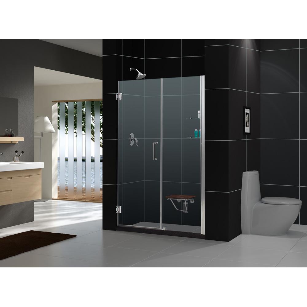 Bath Authority Dreamline Unidoor Frameless Adjustable