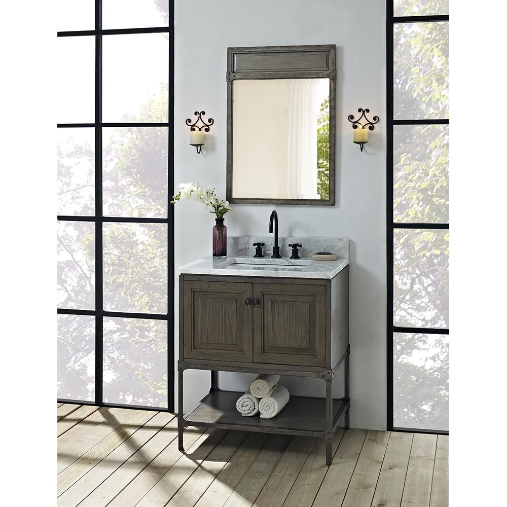 Fairmont Designs Toledo 30 Quot Vanity With Doors Driftwood