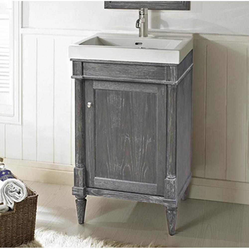 Fairmont Designs Rustic Chic 21 Quot Vanity Silvered Oak