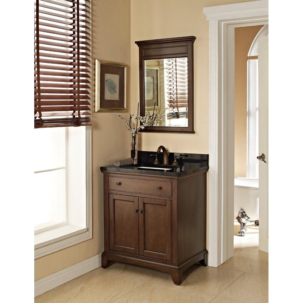 Fairmont Designs 30 Smithfield Vanity Mink Free Shipping Modern Bathroom