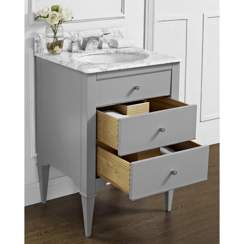 Fairmont designs charlottesville 24 vanity for undermount - Bathroom remodeling charlottesville va ...