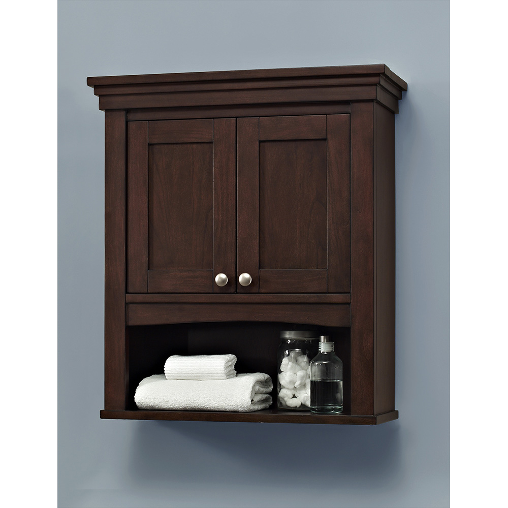 Fairmont Designs Shaker Americana 36 Quot Wall Mount Vanity Habana Cherry Free Shipping Modern