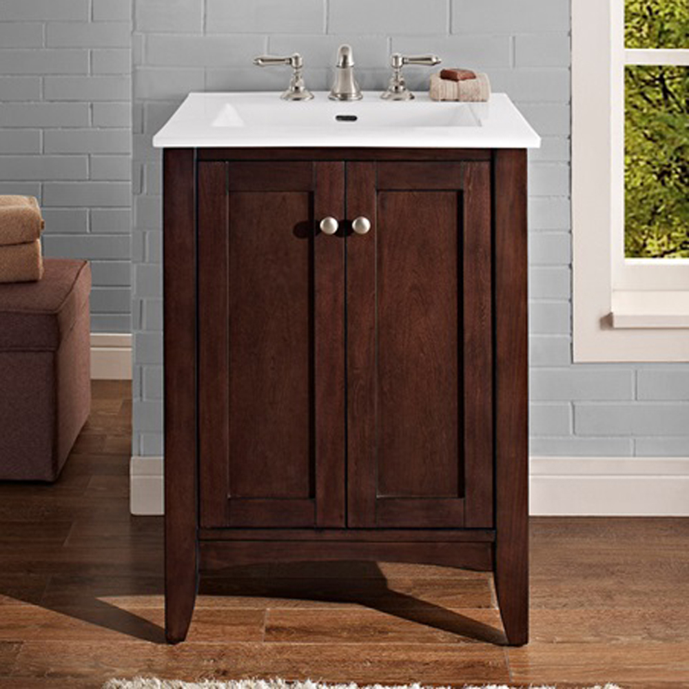 Fairmont Designs Shaker Americana 24 Quot Vanity For