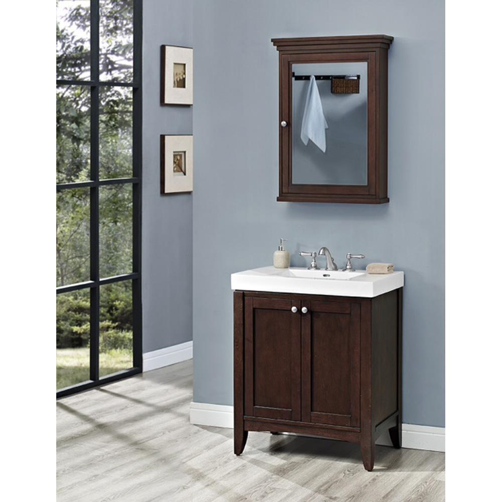 Fairmont designs shaker americana 30 vanity habana for Americana bathroom ideas