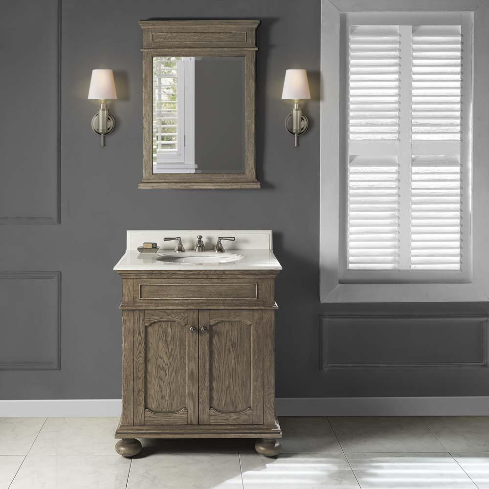 Fairmont Designs Oakhurst 30 Quot Vanity For Undermount Oval