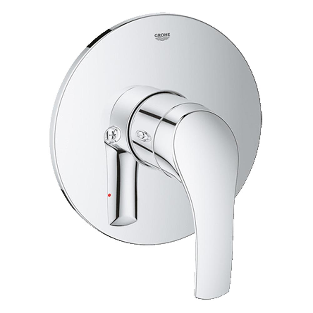 grohe eurosmart pressure balance valve trimset free. Black Bedroom Furniture Sets. Home Design Ideas