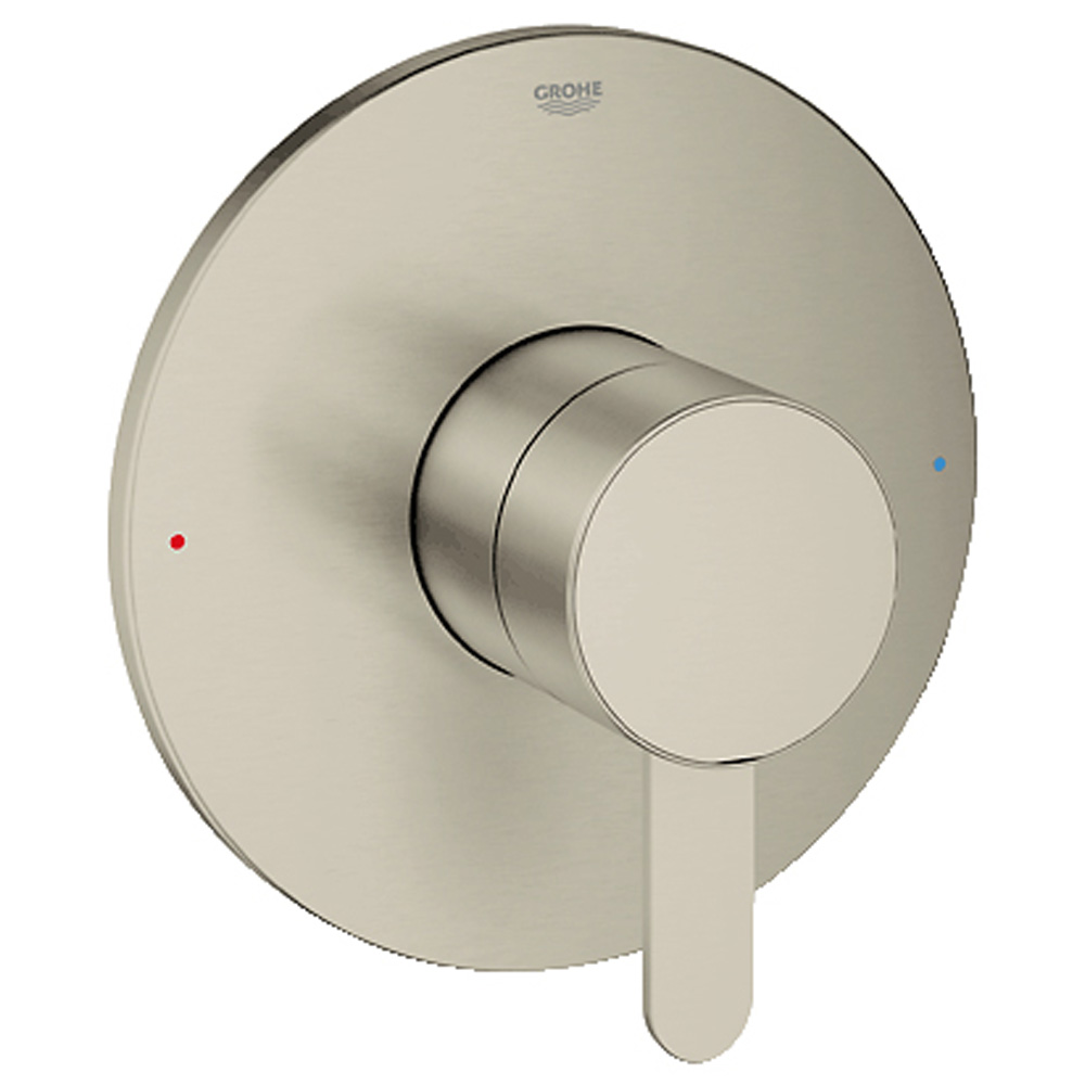 Grohe GrohFlex Cosmopolitan Single Function Pressure Balance Trim with Control Module, Brushed Nickel GRO 19880EN0 by GROHE
