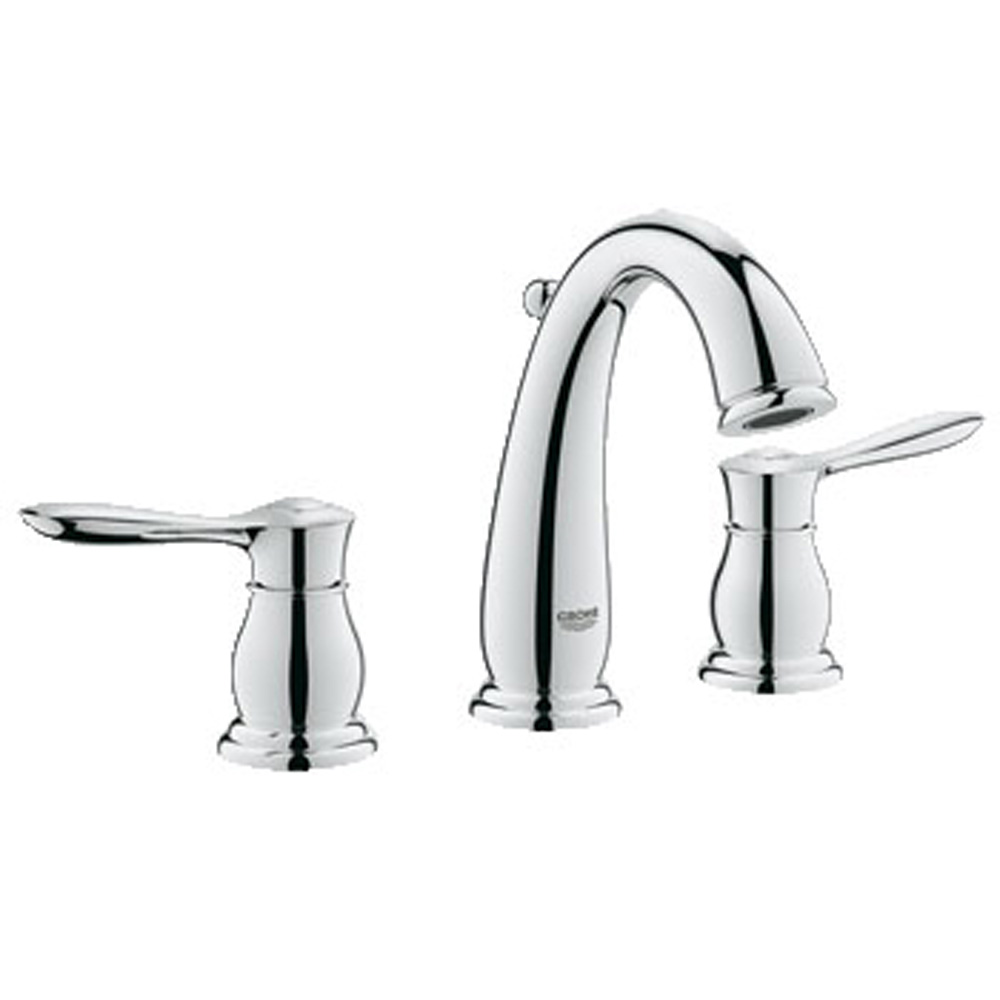 """Grohe Parkfield 8"""" Lavatory Wideset, Starlight Chrome GRO 20390000 by GROHE"""