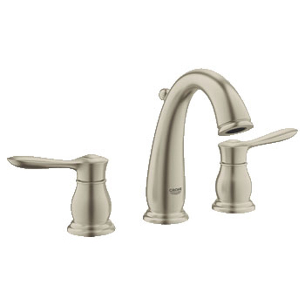 """Grohe Parkfield 8"""" Lavatory Wideset, Brushed Nickel GRO 20390EN0 by GROHE"""