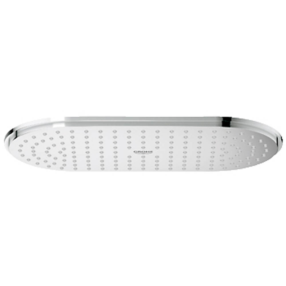 Grohe Rainshower Ceiling Shower, Starlight Chrome GRO 27862000 by GROHE