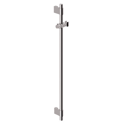"""Grohe 24"""" Shower Bar, Sterling Infinity Finish by GROHE"""