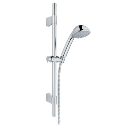 grohe relexa ultra 5 shower system starlight chrome. Black Bedroom Furniture Sets. Home Design Ideas