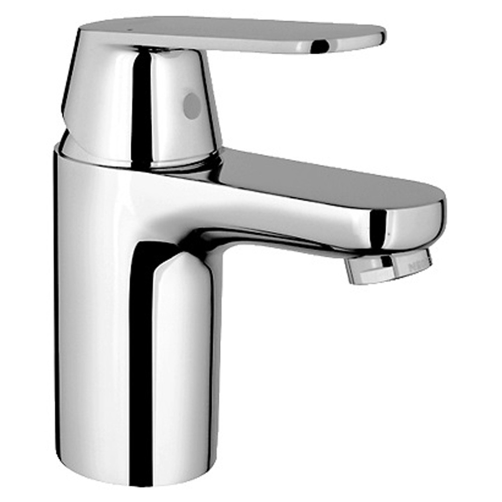 Grohe eurosmart cosmopolitan lavatory single hole faucet for Bathroom accessories grohe