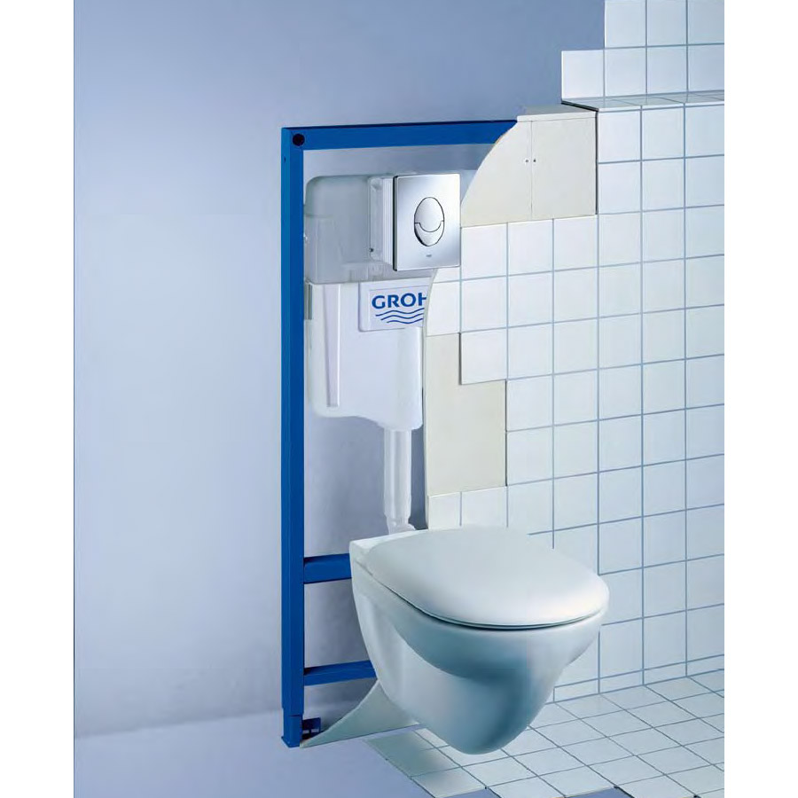 Grohe Flushing System For Wall Hung Toilets Free