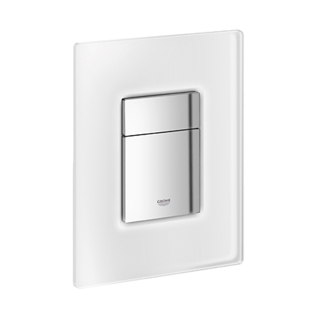 Grohe Skate Cosmopolitan, Dual Flush Wall Plate, MF0 GRO 38845MF0 by GROHE