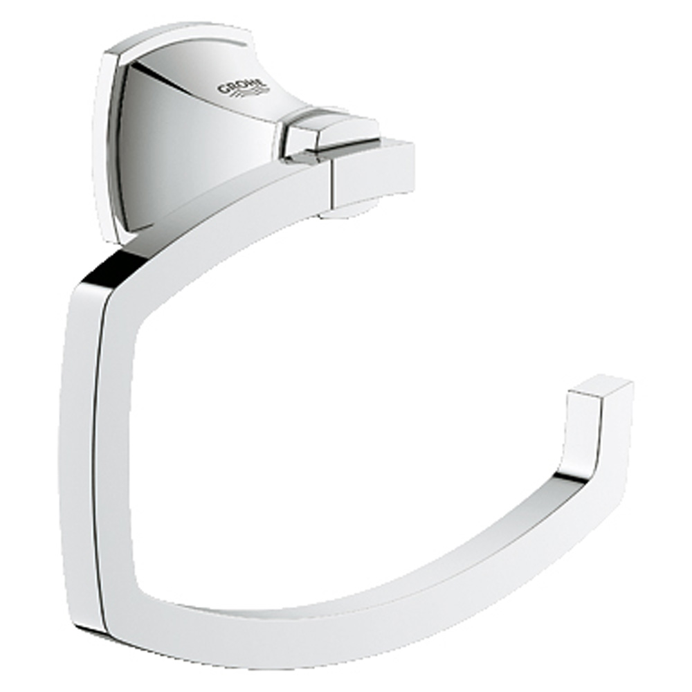 Grohe Grandera Toilet Paper Holder, Chrome GRO 40625000 by GROHE