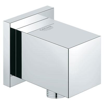 "Grohe Euphoria Cube+ 24"" Shower Bar, Starlight Chrome GRO 27708000 by GROHE"
