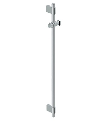 "Grohe 24"" Shower Bar, Starlight Chrome GRO 28797001 by GROHE"