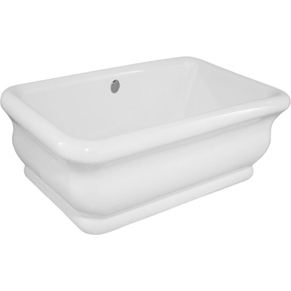 Hydro Systems Michelangelo 6636 Freestanding Tub Free