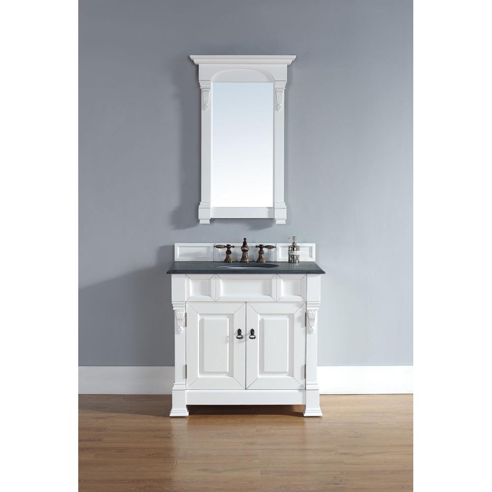 James Martin 35 Brookfield Single Cabinet Vanity Cottage Free Shipping Modern Bathroom