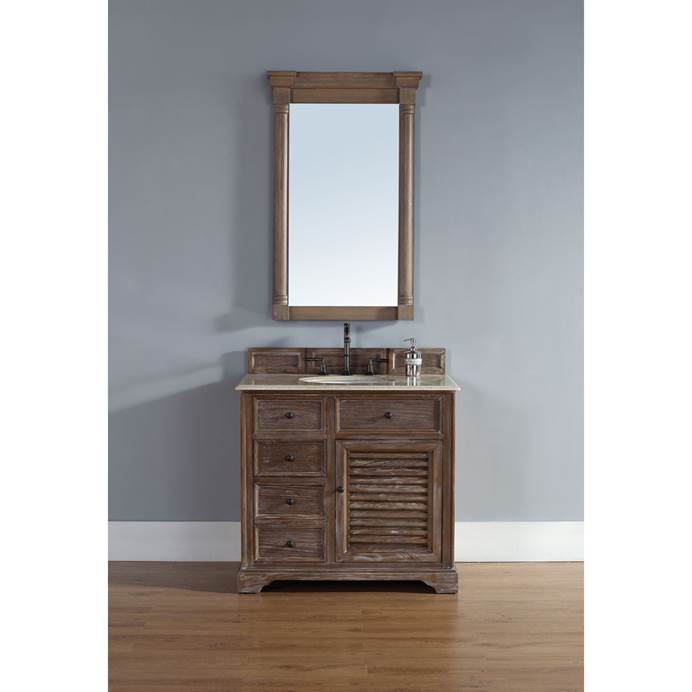 "James Martin 36"" Savannah Single Vanity - Driftwood 238-104-5511"