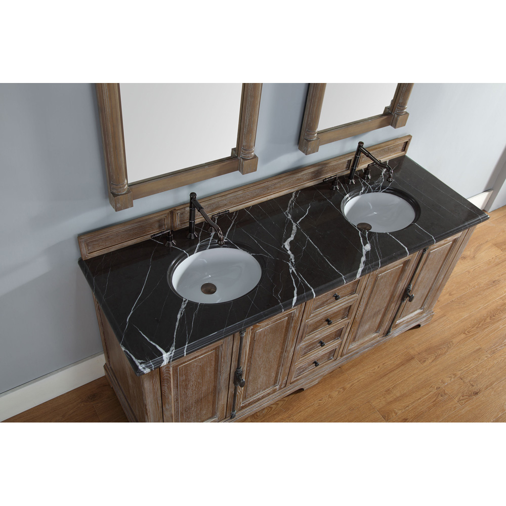 James Martin 72 Quot Providence Double Cabinet Vanity