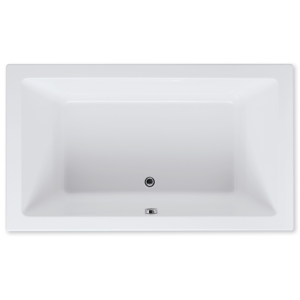 Excellent jason whirlpool tub contemporary bathtub for for Jet tub bathroom designs