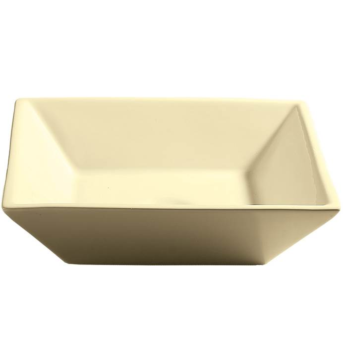 Pyra Porcelain Vessel Sink - Bone D2800-Bone