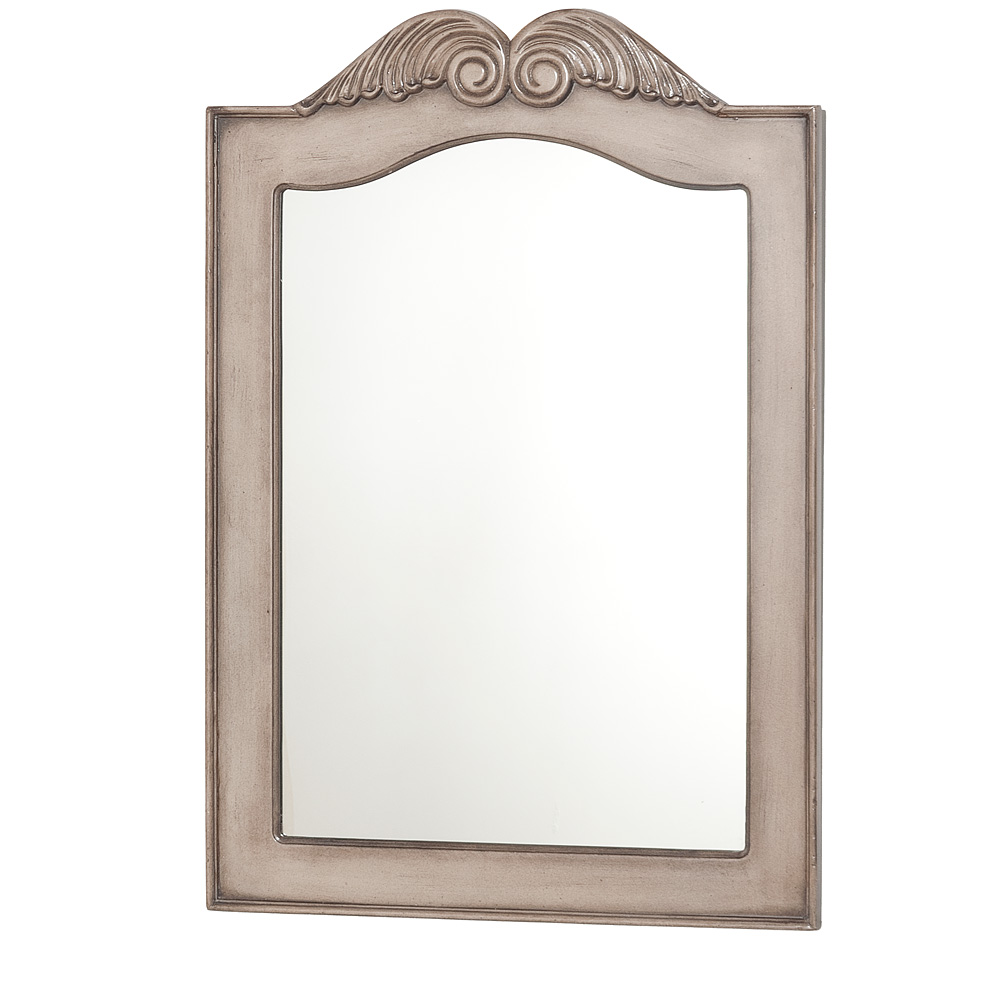 Diana Bathroom Mirror - Antique White (26\