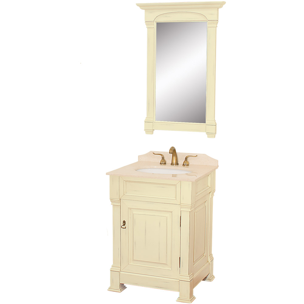 Andover 24 Traditional Bathroom Vanity Set Antique