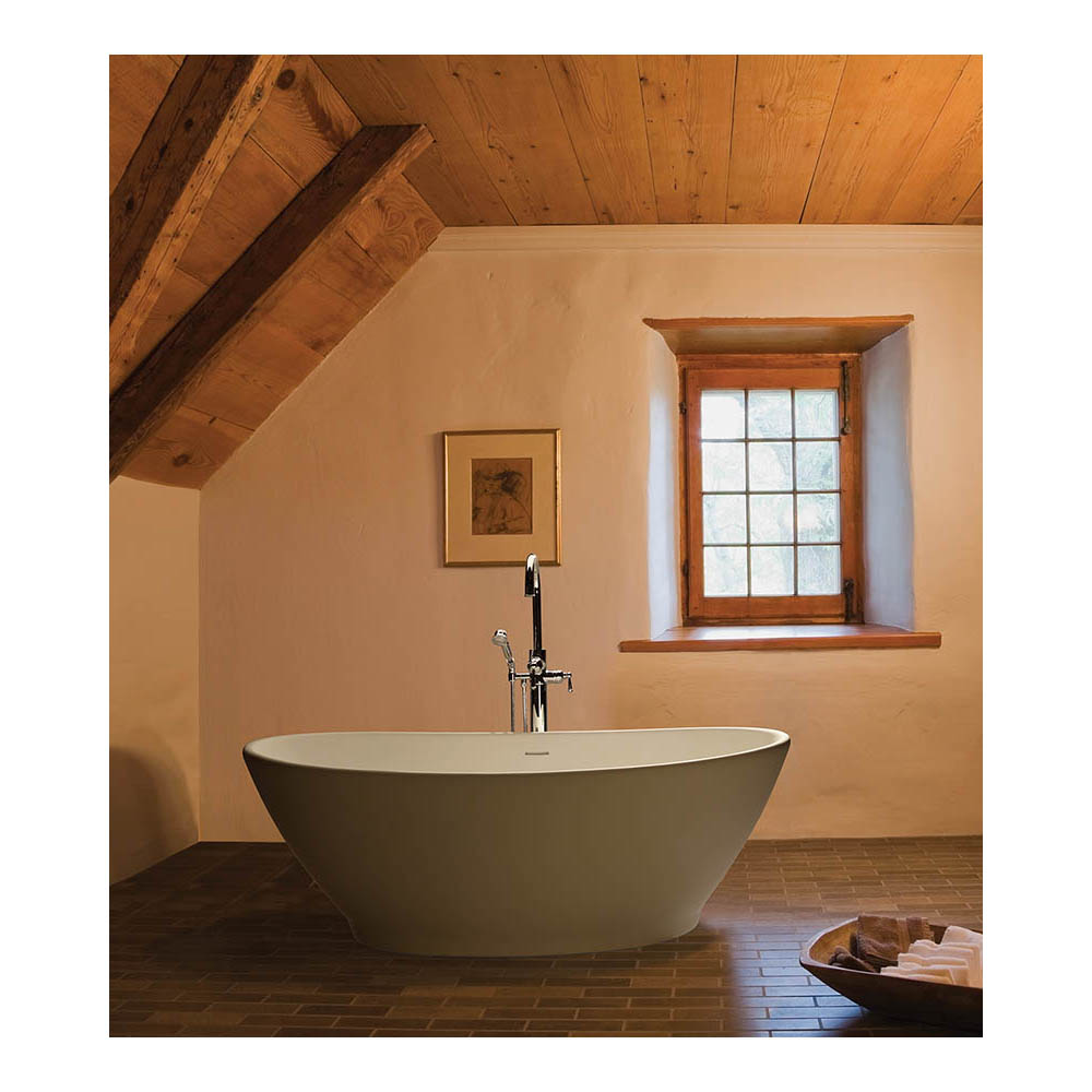 Mti elise 5 freestanding tub 63 x 32 x 22 free for Non standard bathtubs