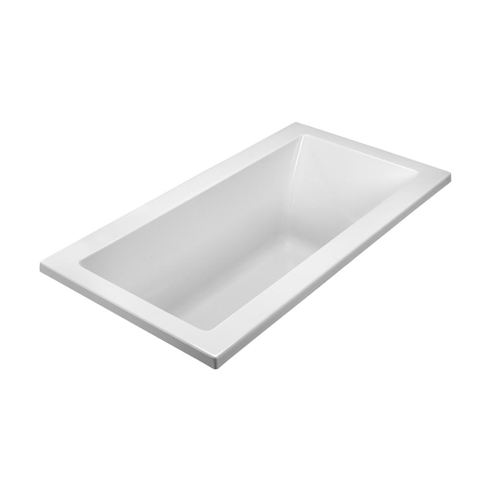 """MTI Basics Bathtub, 60"""" x 32"""" x 19.5"""" MBCR6032 by MTI"""