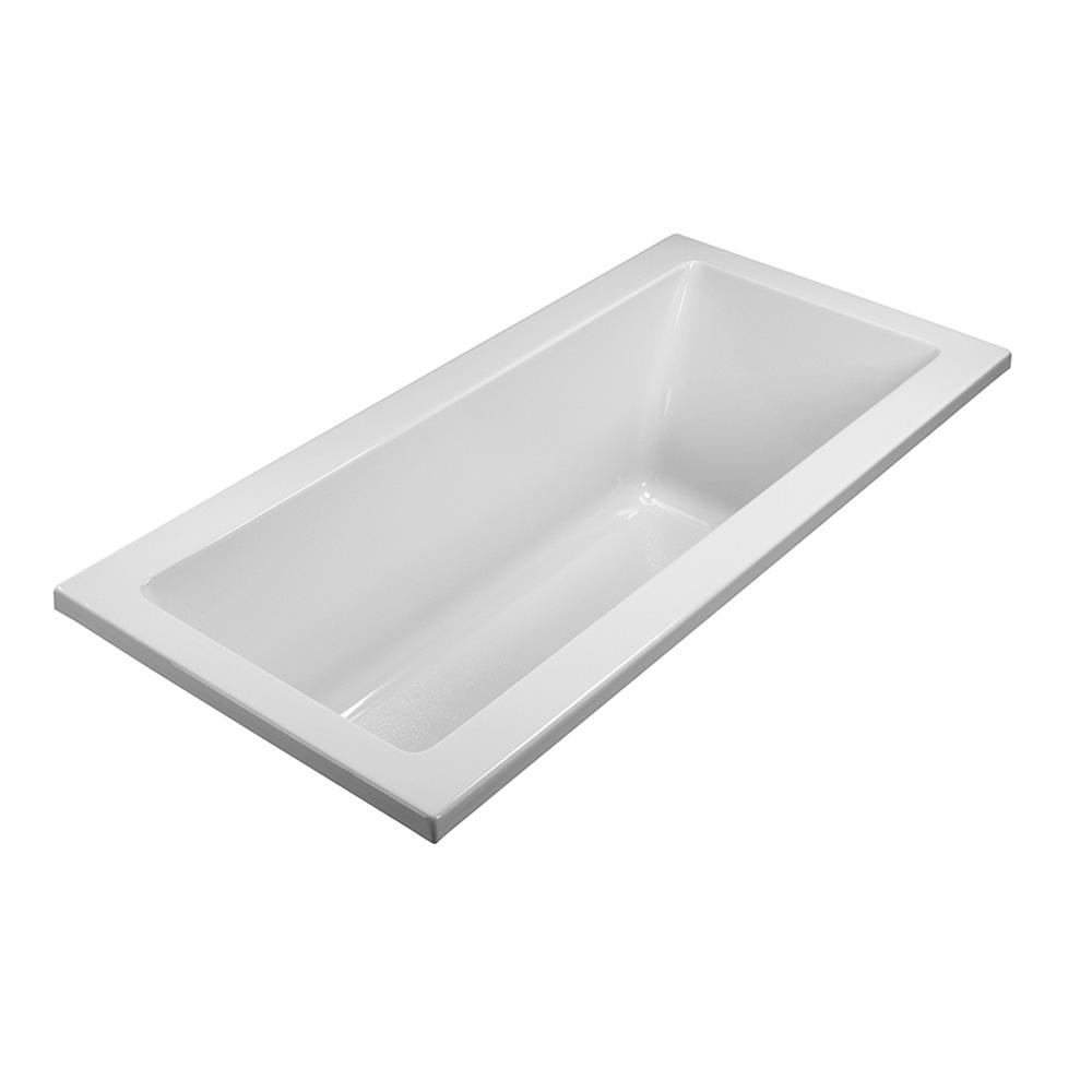 """MTI Basics Bathtub, 66"""" x 36"""" x 21"""" MBCR6636 by MTI"""