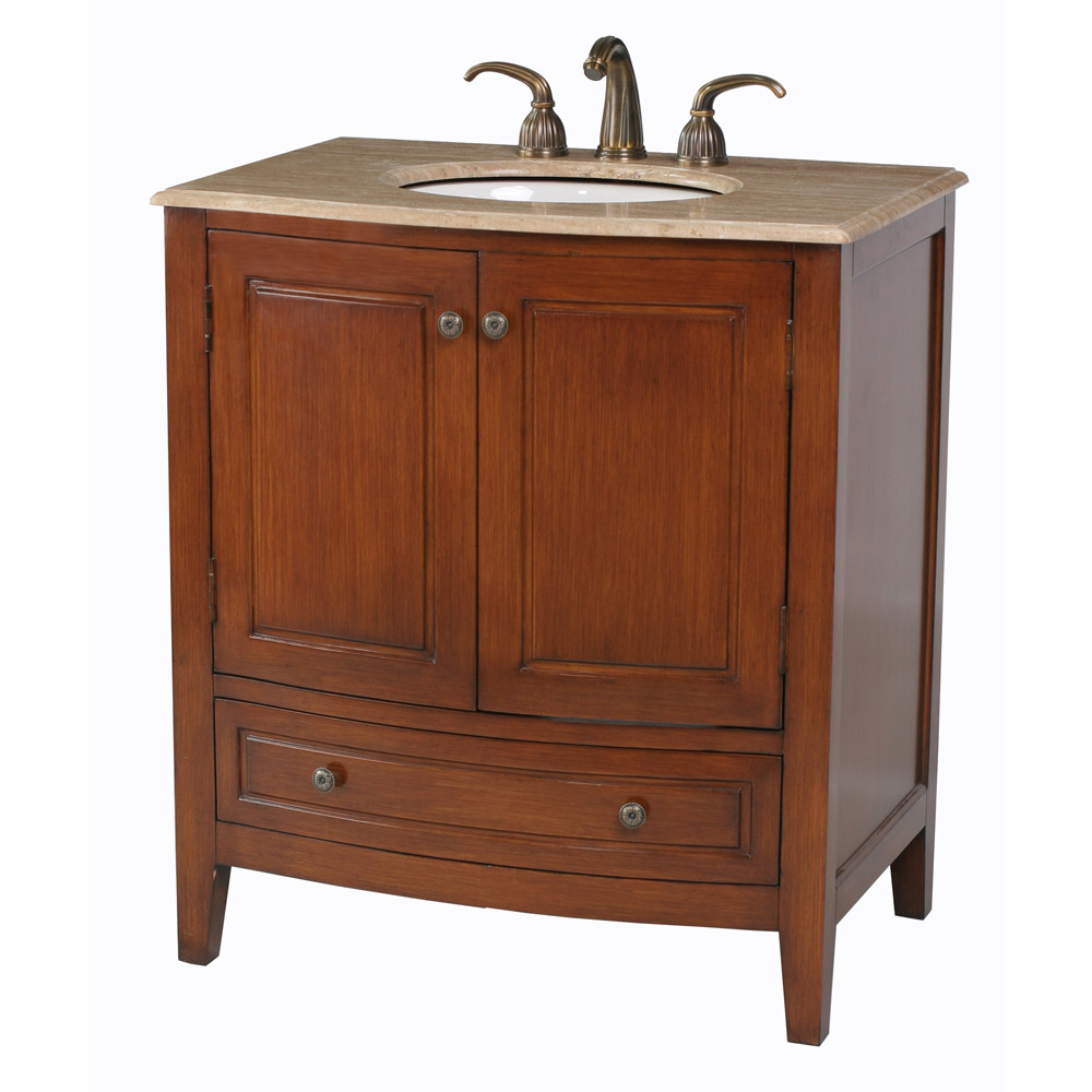 Stufurhome 32 Quot Stufurhome Single Sink Bathroom Vanity With