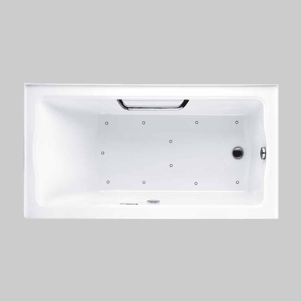 "Toto Clayton Tile-in Air Bath 60"" x 32"" ABR782 by Toto"