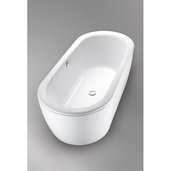 Toto Nexus Freestanding Cast Iron Bathtub FBF794S.01D by Toto