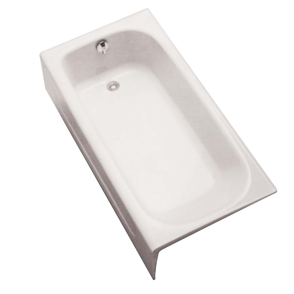 Toto 60 Enameled Cast Iron Bathtub Free Shipping Modern Bathroom
