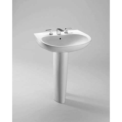 Toto Prominence Lavatory, Sink Only, Ebony by Toto