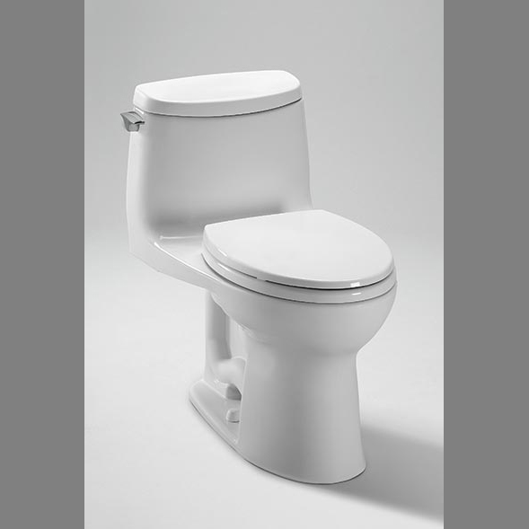 Toto UltraMax II 1G Toilet, CeFiONtect MS604114CUFG.01 by Toto