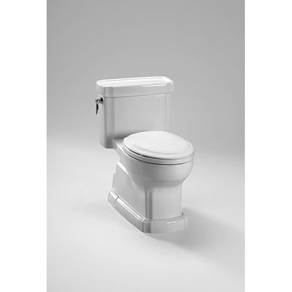 Toto Eco Guinevere One-Piece Toilet, Ebony by Toto