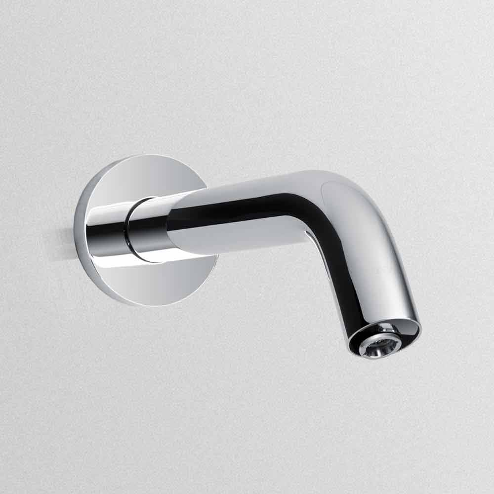 Toto Helix Wall Mount Ecopower Sensor Faucet Single