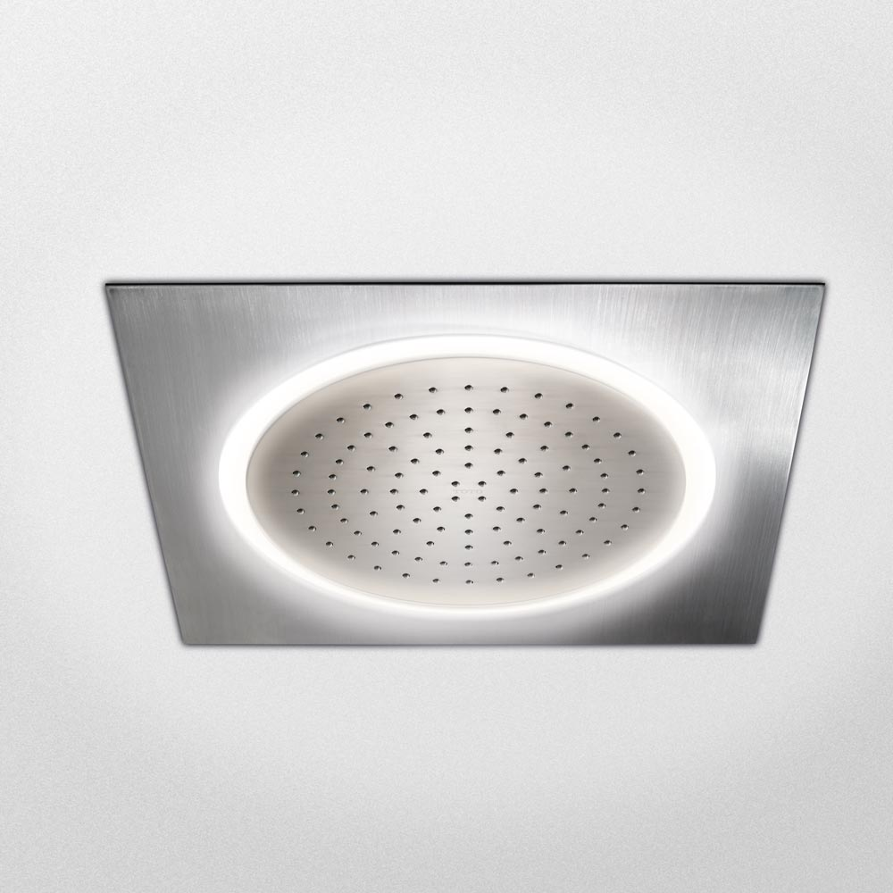 Toto Legato Ceiling Mount Shower Head With Led Lighting