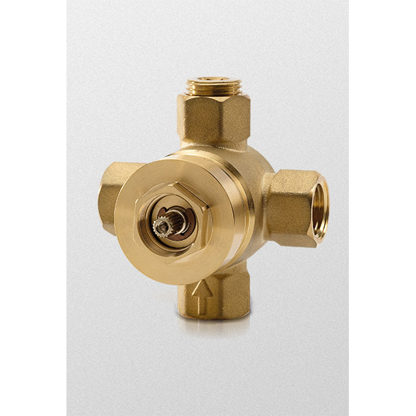 Toto Two-Way Diverter Valve with Off, TSMV TSMV by Toto
